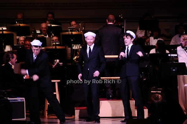 John Tartaglia, Jesse Tyler Ferguson, Michael Urie<br /> photo by Rob Rich © 2010 robwayne1@aol.com 516-676-3939