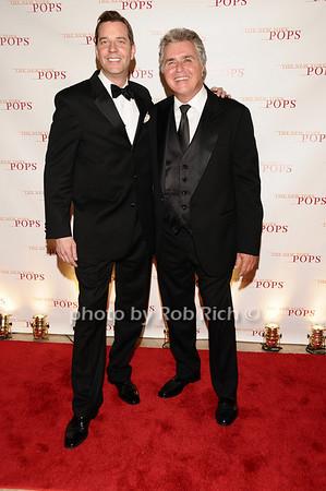 Steve Reineke, Steve Tyrell<br /> photo by Rob Rich © 2010 robwayne1@aol.com 516-676-3939