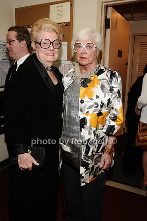 June Freemanson, Ruth Henderson<br /> photo by Rob Rich © 2010 robwayne1@aol.com 516-676-3939