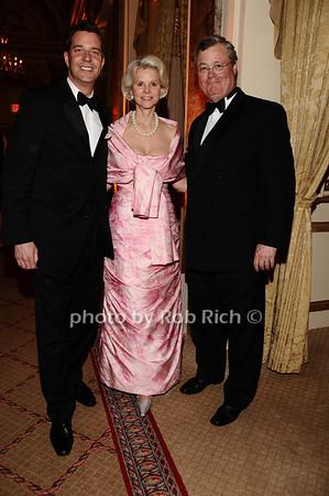 Steve Reineke, Melody Richardson, James Read<br /> photo by Rob Rich © 2010 robwayne1@aol.com 516-676-3939