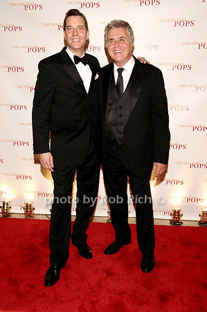 Steve Reineke, Steve Tyrell<br /> photo by Rob Rich © 2010 robwayne1@aol.com 516-676-3939