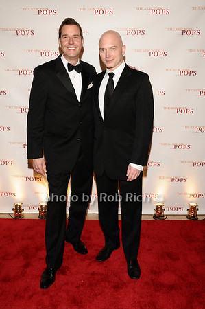 Steve Reineke, Michael Cerveris<br /> photo by Rob Rich © 2010 robwayne1@aol.com 516-676-3939