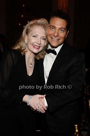 Connie Jones, Michael Feinstein<br /> photo by Rob Rich © 2010 robwayne1@aol.com 516-676-3939