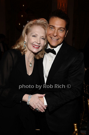 Connie Jones, Michael Feinstein<br /> photo by Rob Rich © 2010 robwayne1@aol.com 516-676-3939