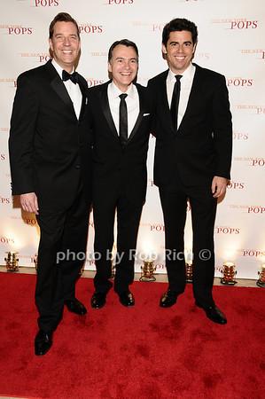 Steve Reineke, Bill Schermerhorn, Tony DeSare<br /> photo by Rob Rich © 2010 robwayne1@aol.com 516-676-3939