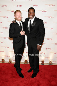 Jesse Tyler Ferguson, Norm Lewis photo by Rob Rich © 2010 robwayne1@aol.com 516-676-3939