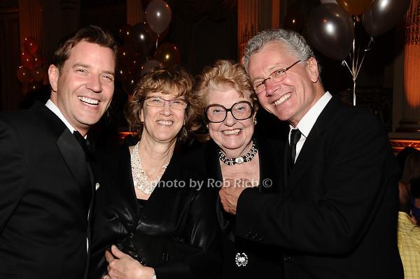 Steve Reineke, Betsey Jablow,June Freemanson, Robin Hall<br /> photo by Rob Rich © 2010 robwayne1@aol.com 516-676-3939