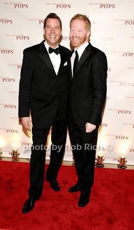 Steve Reineke, Jess Tyler Ferguson<br /> photo by Rob Rich © 2010 robwayne1@aol.com 516-676-3939