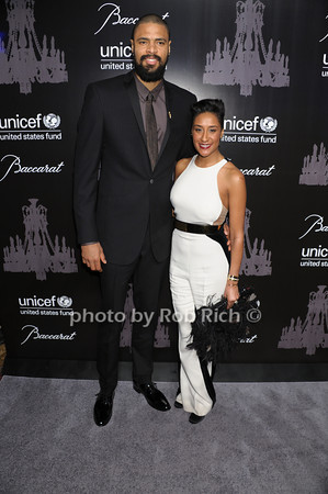 Tyson Chandler, Kimberly Chandler photo  by Rob Rich © 2013 robwayne1@aol.com 516-676-3939