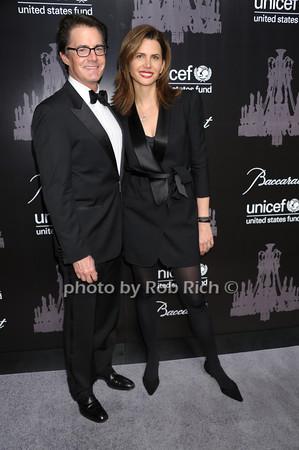 Kyle MacLachlan, Desiree Gruber photo  by Rob Rich © 2013 robwayne1@aol.com 516-676-3939