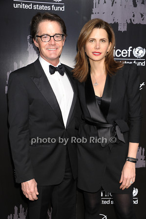 Kyle MacLachlan, Desiree Gruber photo  by Rob Rich © 2013 robwayne1@aol.com 516-676-3939
