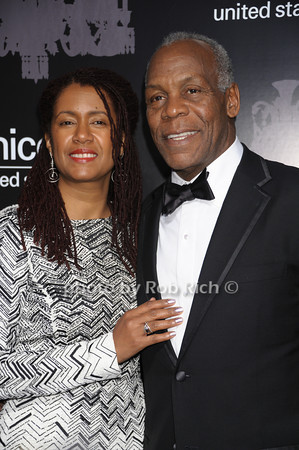 Asake Bomany Glover, Danny Glover photo  by Rob Rich © 2013 robwayne1@aol.com 516-676-3939