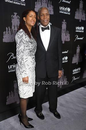 Asake Bomany Glover, Danny Glover photo  by Rob Rich © 2013 robwayne1@aol.com 516-676-3939