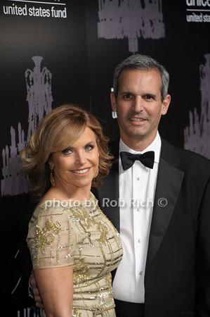Katie Couric, John Molner photo  by Rob Rich © 2013 robwayne1@aol.com 516-676-3939