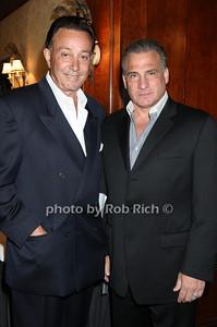 Tony Darrow, Jimmy Tenaglia photo by Rob Rich © 2009 robwayne1@aol.com 516-676-3939