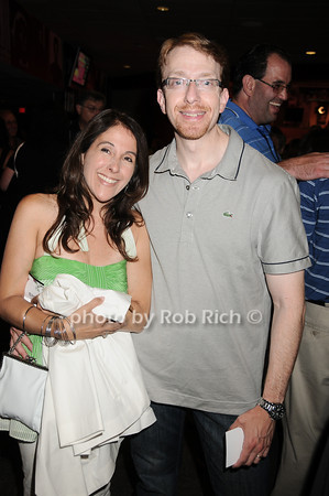 Elise Stoller, Glenn Stoller<br /> photo by Rob Rich © 2010 robwayne1@aol.com 516-676-3939