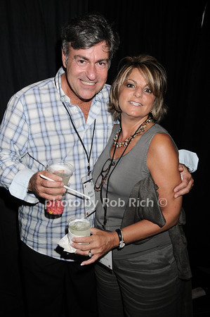 Marc Solomon, Deborah Solomon<br /> photo by Rob Rich © 2010 robwayne1@aol.com 516-676-3939