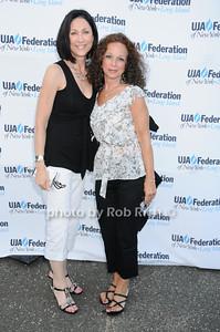 Donna Cohen, Leslie Morris photo by Rob Rich © 2010 robwayne1@aol.com 516-676-3939