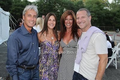 Mark Kemp, Sandra Werner, Lois Kemp, Rich Werner photo by Rob Rich © 2010 robwayne1@aol.com 516-676-3939