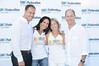 Jeff Gould, Suzanne Gavin Gould, Joyce Scharfstein, Philip Scharfstein<br /> photo by Rob Rich © 2010 robwayne1@aol.com 516-676-3939