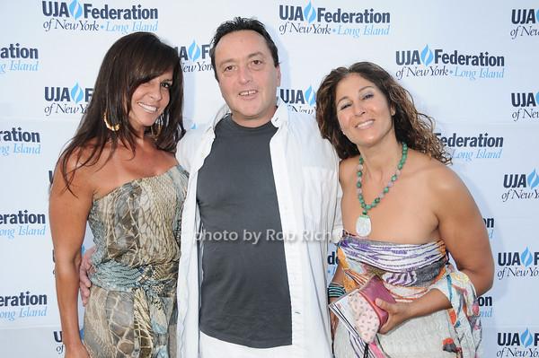 Deborah Feit, Issac Adler, Ronit Weiss<br /> photo by Rob Rich © 2010 robwayne1@aol.com 516-676-3939