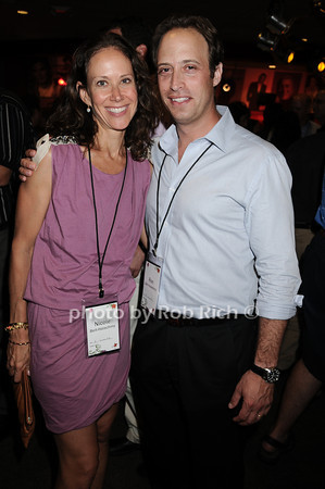 Nicole Beit-Halachmy, Ron Beit-Halachmy<br /> photo by Rob Rich © 2010 robwayne1@aol.com 516-676-3939