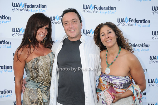 Deborah Feit, Issac Adler, Ronit Weiss<br /> photo by Rob Rich © 2010 robwayne1@aol.com 516-676-3939