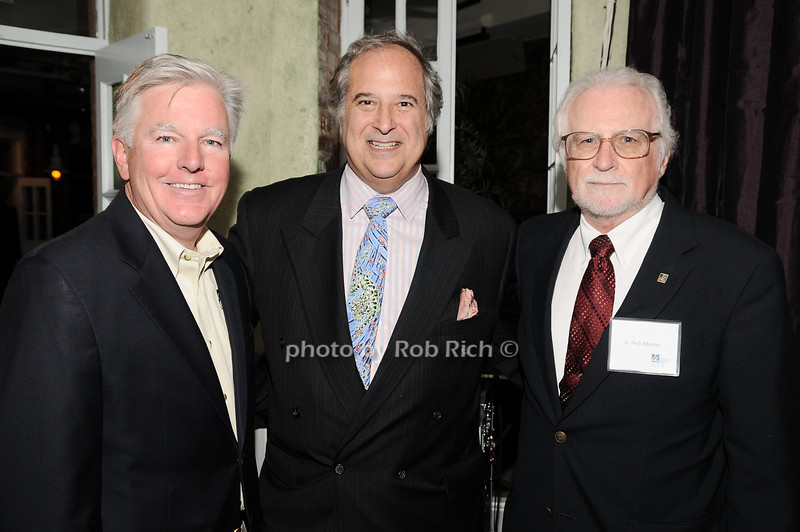 Marty Meehan,  Stewart Lane, A.Nick Minton<br /> photo by Rob Rich © 2010 robwayne1@aol.com 516-676-3939