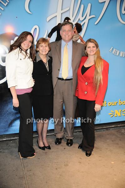 Heather Makrez, Diane Earl,John Davis, Bonnie Comley<br /> photo by Rob Rich © 2010 robwayne1@aol.com 516-676-3939