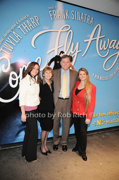 Heather Makrez, Diane Earl,John Davis, Bonnie Comley<br /> photo by Rob Rich © 2010 robwayne1@aol.com 516-676-3939
