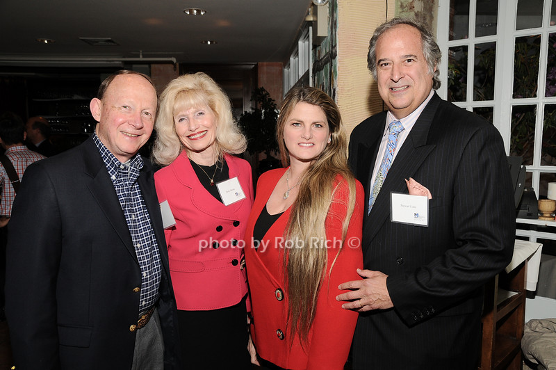 Rudy Morin, Betty Morin, Stewart Lane, Bonnie Comley<br /> photo by Rob Rich © 2010 robwayne1@aol.com 516-676-3939