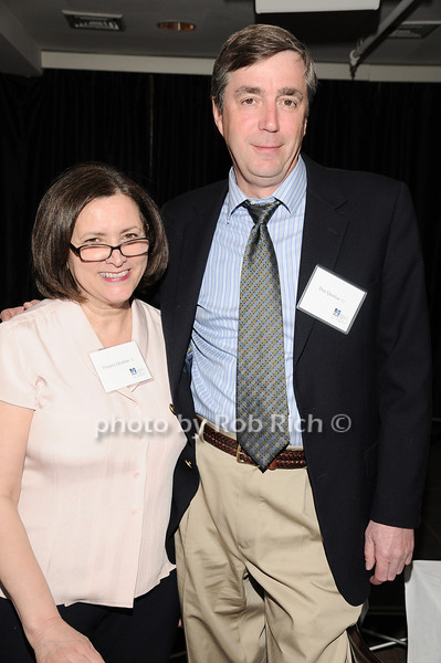 Virginia Quinlan, Dan Quinlan<br /> photo by Rob Rich © 2010 robwayne1@aol.com 516-676-3939
