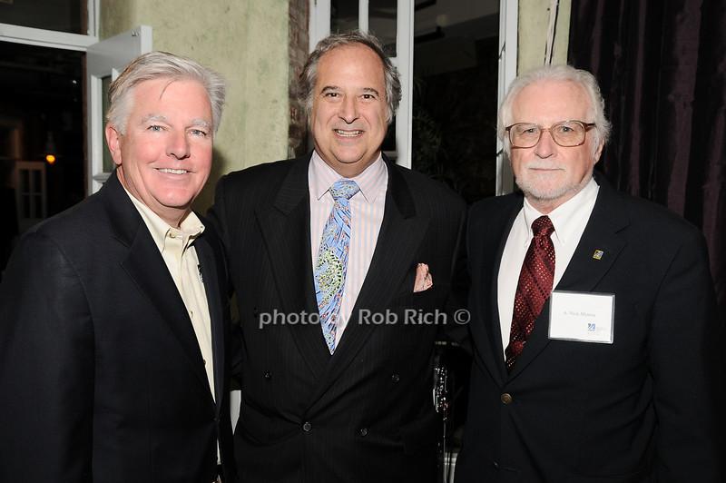 Marty Meehan,  Stewart Lane, A.Nick Minton<br /> photo by Rob Rich © 2010 robwayne1@aol.com 516-676-3939