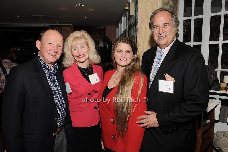 Rudy Morin, Betty Morin, Stewart Lane, Bonnie Comley<br /> photo by Rob Rich © 2010 robwayne1@aol.com 516-676-3939