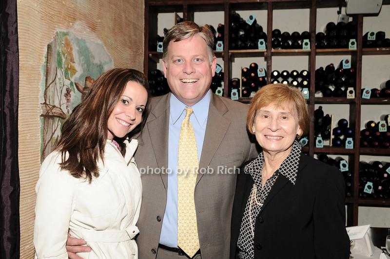 John Davis, Heather Makrez, Diane Earl<br /> photo by Rob Rich © 2010 robwayne1@aol.com 516-676-3939