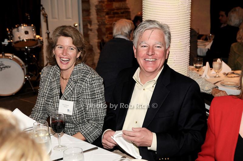 Ellen Murphy, Marty Meehan<br /> photo by Rob Rich © 2010 robwayne1@aol.com 516-676-3939