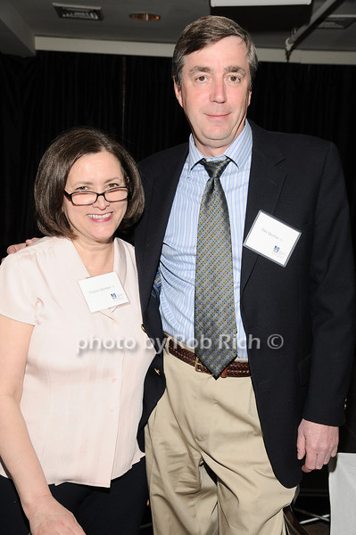 Virginia Quinlan, Dan Quinlan<br /> photo by Rob Rich © 2010 robwayne1@aol.com 516-676-3939
