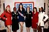 Natalie Loftin Bell, Sylvia Loughlin, Heidi-Marie Ferrren, Brigader General Karlynn Peltz O'Shaughnnessy, Rene Citron, Melissa Vanpelt<br /> photo by Rob Rich © 2010 robwayne1@aol.com 516-676-3939