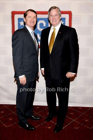Bill Wilson, Rich Wilson<br /> photo by Rob Rich © 2010 robwayne1@aol.com 516-676-3939