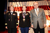 Brigader General Karlynn Peltz O'Shaughnnessy, Christine DiCaprio, Mike Berman<br /> photo by Rob Rich © 2010 robwayne1@aol.com 516-676-3939