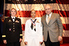 Brigader General Karlynn Peltz O'Shaughnnessy, Wendy Estrella, Mike Berman<br /> photo by Rob Rich © 2010 robwayne1@aol.com 516-676-3939