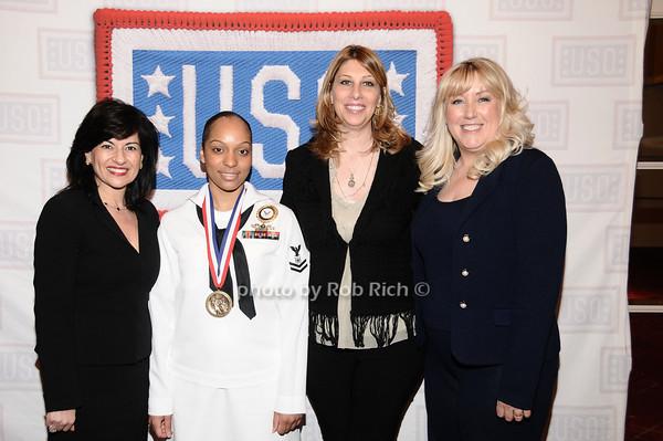 Donna Kalajiian Lagani, Estrella, Carolyn Holba, Melinda Witmer<br /> photo by Rob Rich © 2010 robwayne1@aol.com 516-676-3939
