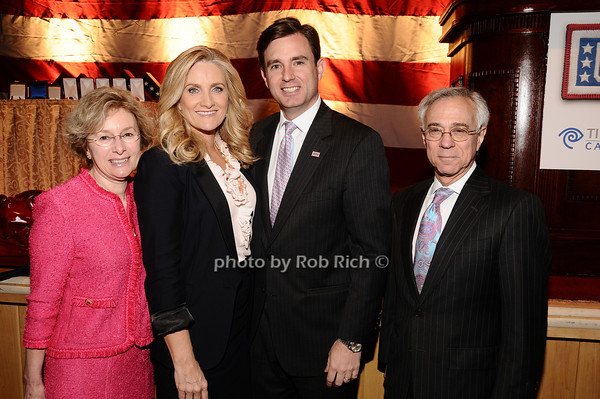 Sue Jacobs, Alex Witt, Brian Whitting, Jack Jacobs<br /> photo by Rob Rich © 2010 robwayne1@aol.com 516-676-3939