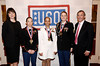 Stacey  Wells, DiCaprio, Estrella, Moody, Patrick Condren<br /> photo by Rob Rich © 2010 robwayne1@aol.com 516-676-3939