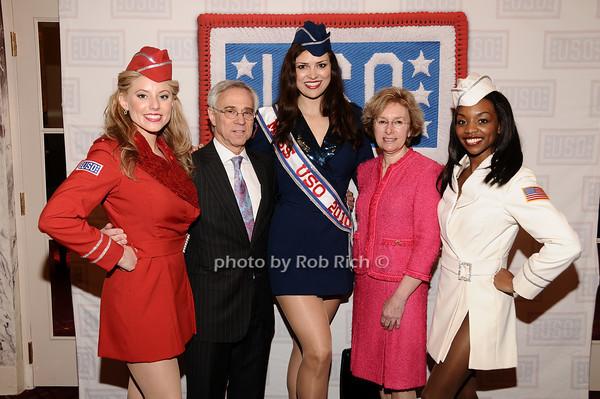 Natalie Loftin Bell, Jack Jacobs,Heidi-Marie Ferrren, Sue Jacobs, Melissa Vanpelt<br /> photo by Rob Rich © 2010 robwayne1@aol.com 516-676-3939