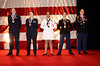 Borkowski, Wasson,Estrella, DiCaprio,Moody<br /> (Military Leadership Award Recepients)<br /> photo by Rob Rich © 2010 robwayne1@aol.com 516-676-3939