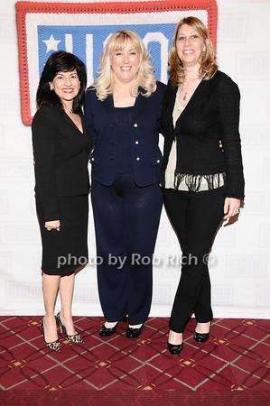 Donna Kalajiian Lagani, Melinda Witmer, Carolyn Holba<br /> photo by Rob Rich © 2010 robwayne1@aol.com 516-676-3939