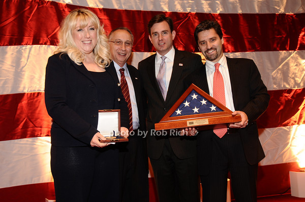Melinda Witmer, Steve Scheffer, Brian Whitting, Mr. Witmer<br /> photo by Rob Rich © 2010 robwayne1@aol.com 516-676-3939