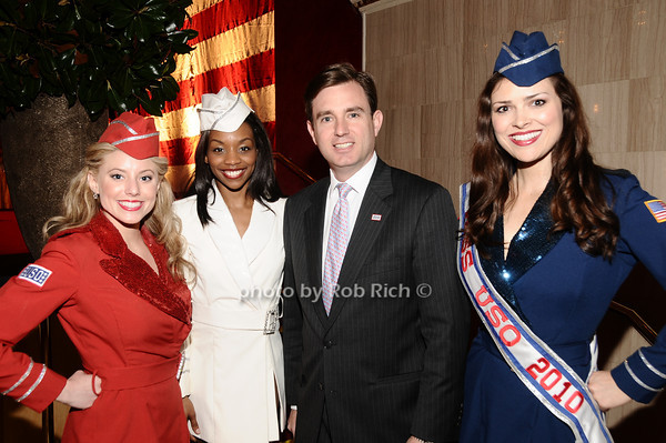 Natalie Loftin Bell, Melissa Vanpelt, Heidi-Marie Ferrren, Brian  Whitting<br /> photo by Rob Rich © 2010 robwayne1@aol.com 516-676-3939