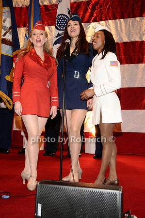 Natalie Loftin Bell, Heidi-Marie Ferrren, Melissa Vanpelt<br /> photo by Rob Rich © 2010 robwayne1@aol.com 516-676-3939